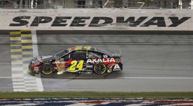 NASCAR Gordon Final S Heal