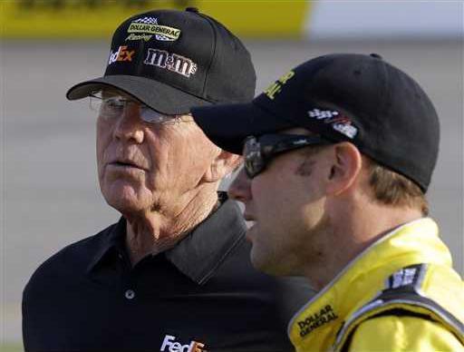 NASCAR JGR Appeal Aut Heal