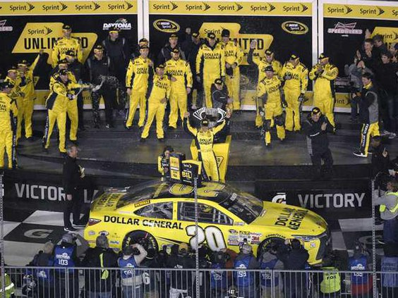 NASCAR crop