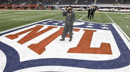 NFL Labor Football Heal