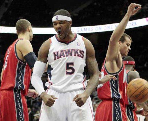 Nets Hawks Basketball Heal