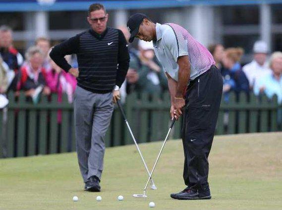 Woods Coach Golf Heal
