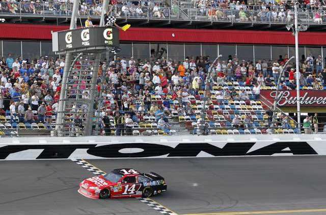 NASCAR Daytona Duel 1 Heal