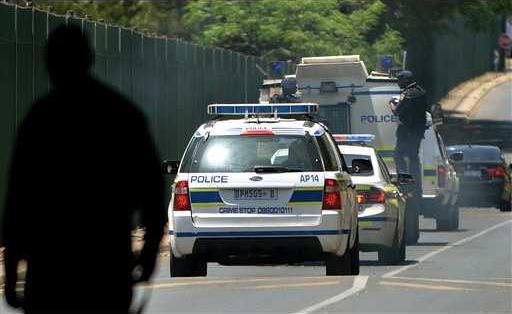 South Africa Pistoriu Heal