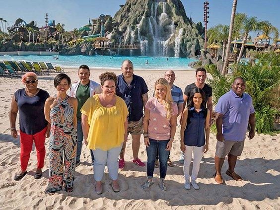 Food Network Stars finalists