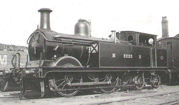 railroad 1800s