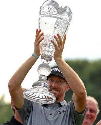 Barclays Golf Werm