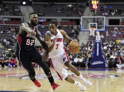 Hawks Pistons Basketb Heal