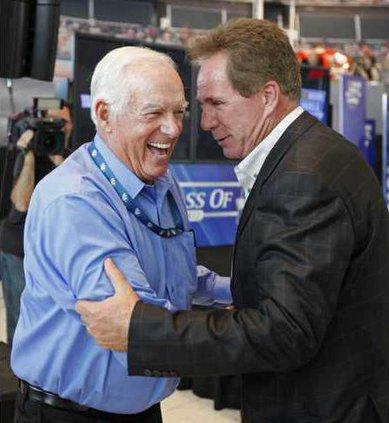 NASCAR Hall of Fame A Heal