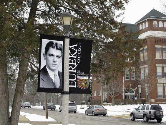 Reagan Centennial Ill Heal