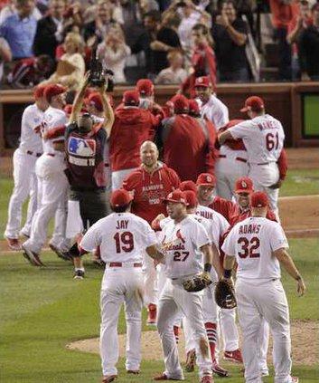 NLDS Dodgers Cardinal Heal