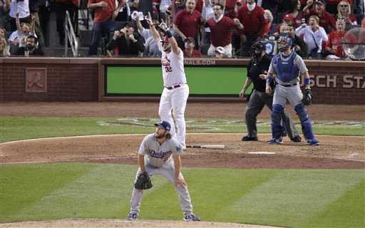 NLDS Dodgers Cardinal Heal WEB