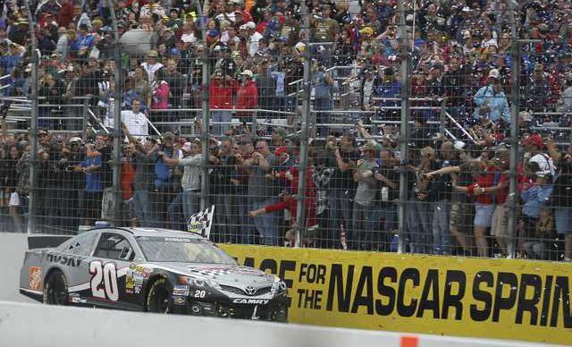 NASCAR New Hampshire  Werm