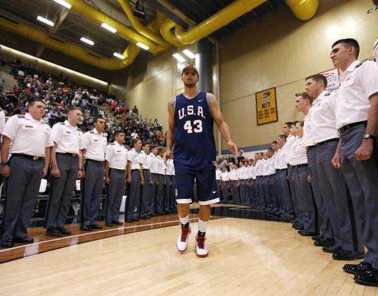 USA Basketball West P Heal
