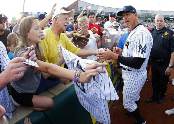 A Rod Union Reach Out To Yankees Statesboro Herald