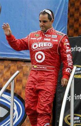 NASCAR Montoya Missio Heal