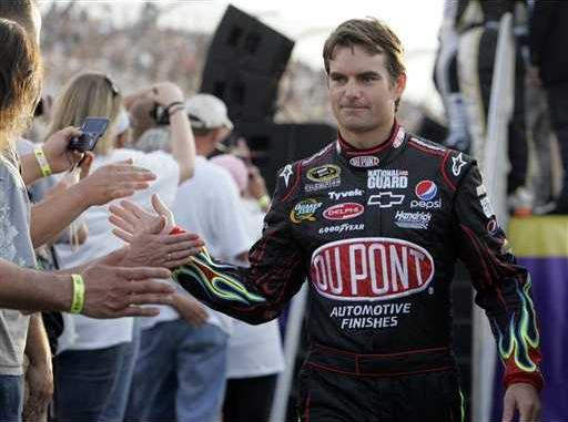 NASCAR Richmond Auto  Heal
