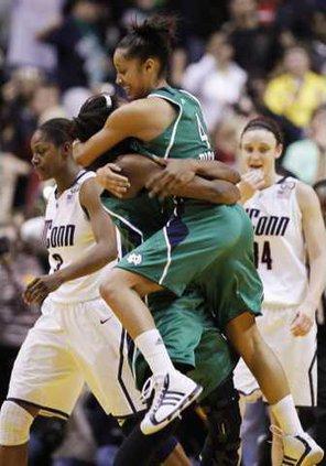 NCAA Final Four Notre Heal