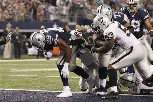 Raiders Cowboys Footb Heal WEB