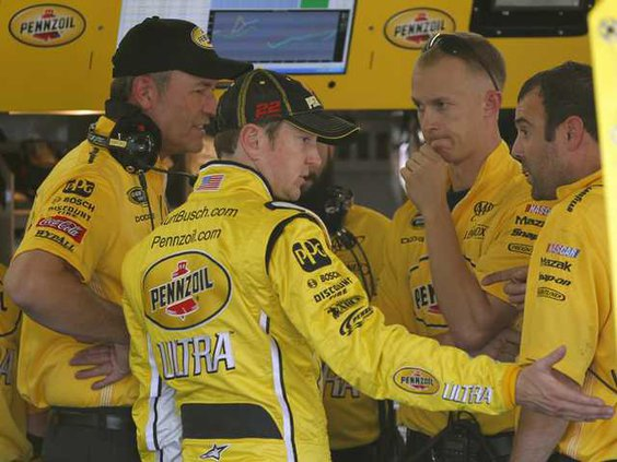 W NASCAR Charlotte Auto Heal