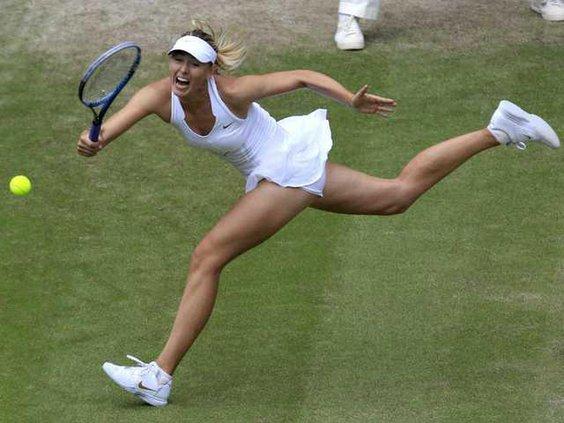 W Sharapova