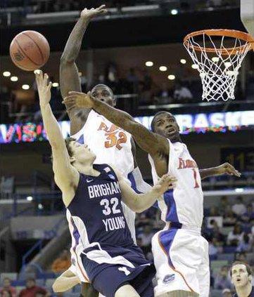 NCAA BYU Florida Bask Heal
