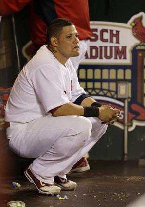 NLCS Giants Cardinals Heal