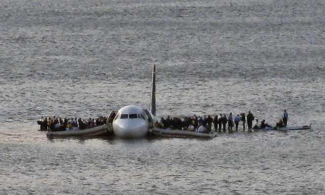 YE Plane Splashdown Heal