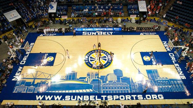 Sun Belt basketball