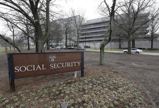 Social Security headquarters
