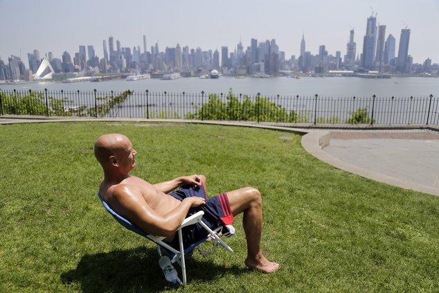 May smashes US temperature records