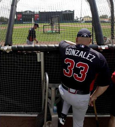 Braves Spring Basebal Heal