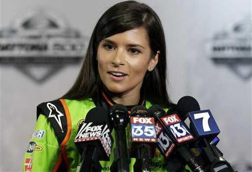 NASCAR Daytona Media  Heal