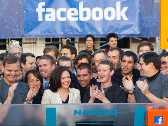 W Facebook IPO Heal