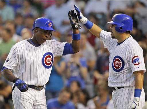 Braves Cubs Baseball Heal