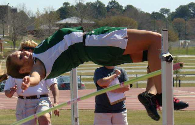 BA high jump