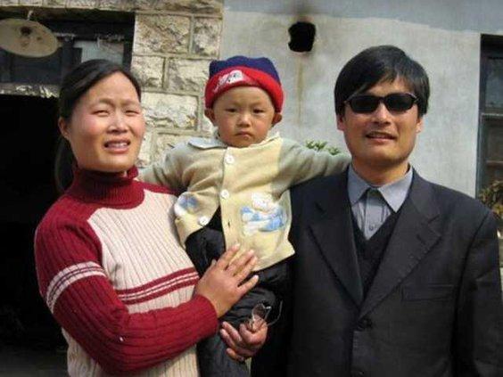 China Blind Lawyer W