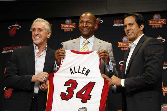 Heat Allen Basketball Heal