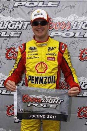 NASCAR Pocono Auto Ra Heal