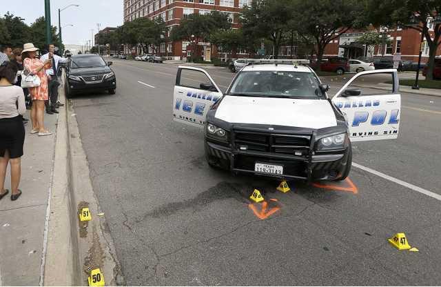 Dallas Police Headqua Ledb