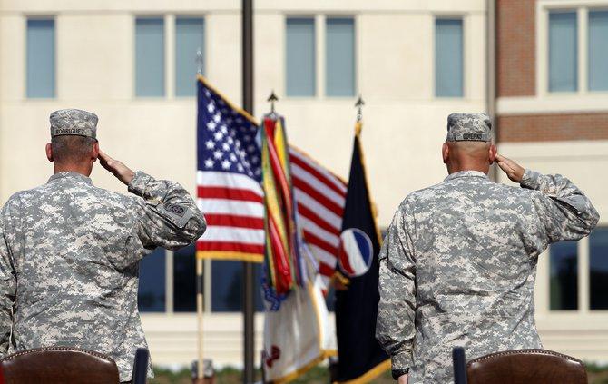 generals salute