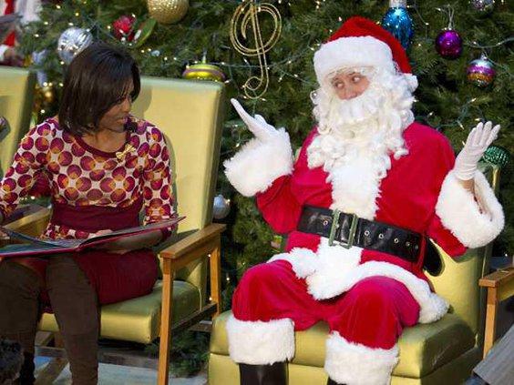 Poll Santa Believers W
