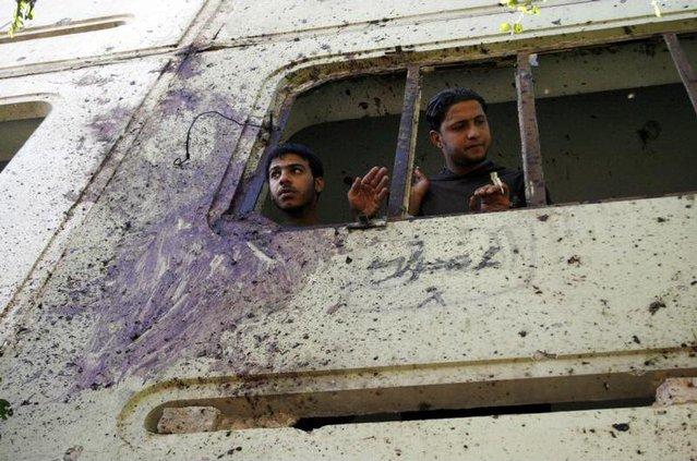 IRAQ VIOLENCE BAG10 5271314