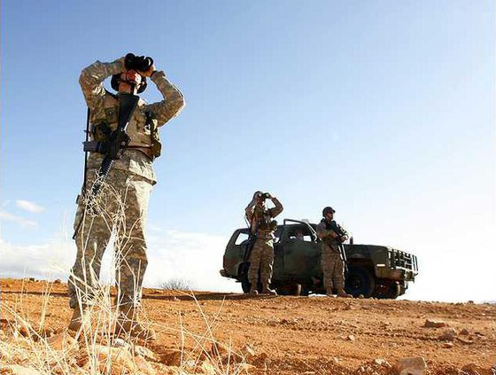 National Guard Border Heal