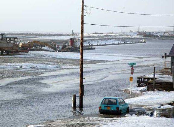 Bering Sea Storm W