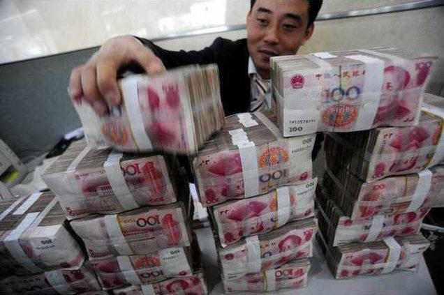 China Banks Heal