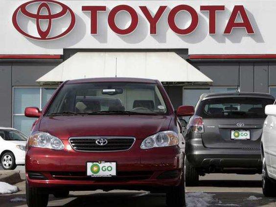 Toyota Recalls Heal
