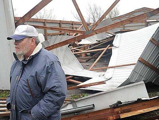 Kentucky Storms Heal
