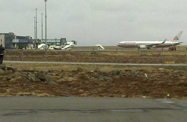 Iceland Plane Emergen Heal