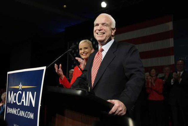 McCain 2008 AZCD110 7188194